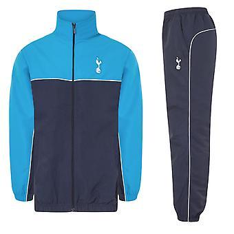 Tottenham Hotspur Boys Tracksuit Jacket & Pants Set Kids OFFICIAL Football Gift
