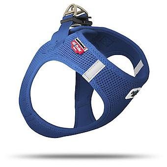 Curli Air-Mesh Dog Harness Blue 3 Xs (Dogs , Collars, Leads and Harnesses , Harnesses)