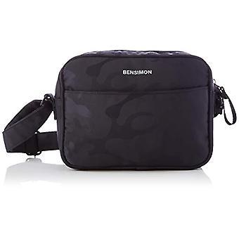 Bensimon Camera Bag, Camo Sport Naisten, Marine, TU