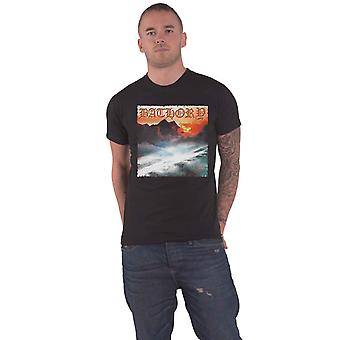 Bathory Twilight Of The Gods Official Mens New Black T Shirt