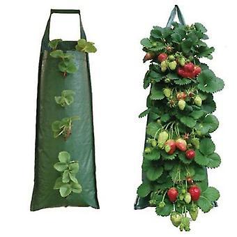 Style1 borsa da piantagione a parete verticale tridimensionale borsa per impianti multi-porta x6923