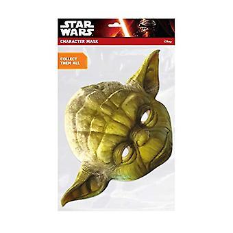 Yoda di Star Wars maschera