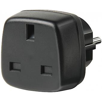 Brennenstuhl 1508530 Travel Adapter GB = earthed