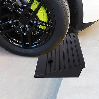 Lightweight Rubber Curb Heavy Duty Plastic Ramps For Motorbike Wheelchair