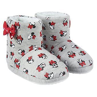 Pantofole da casa Minnie Mouse Grigio