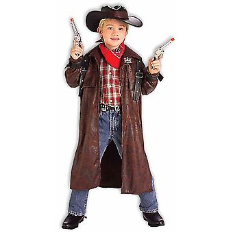 Desperado Cowboy Western Sheriff Gunslinger Gunfighter Book Week Boys Costume