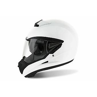 Airoh S5 Color Full Face Motorcycle Helmet Pinlock-Ready White
