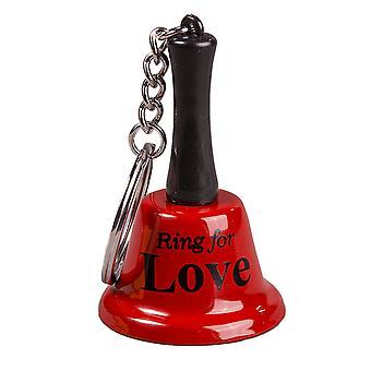 LAST FEW - Ring for Love Mini Keyring - Cracker Filler Gift
