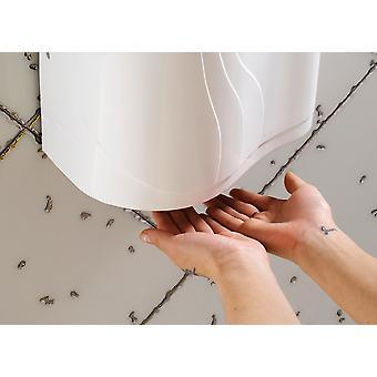 אוטומטי ללא מגע, מייבש ידיים חשמלי AC - אביזרי אמבטיה לשירותים