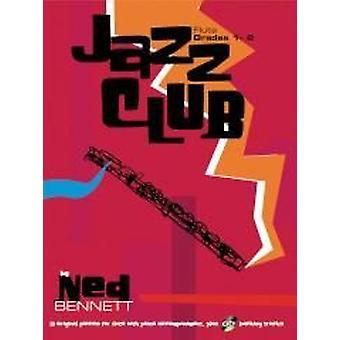Clube de Jazz. Notas de Flauta 1-2 (livro/CD)