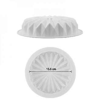 3d Silicone Cake Mold, Dessert Mousse Tools, Food Grade Shapes, Christmas Decorating, Baking