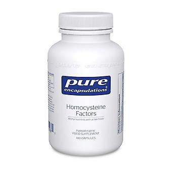 Pure Encapsulations Homocysteine Factors Capsules 180 (HO1UK)