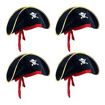 Klasszikus kalóz kalap Halloween Party vagy gyerekek