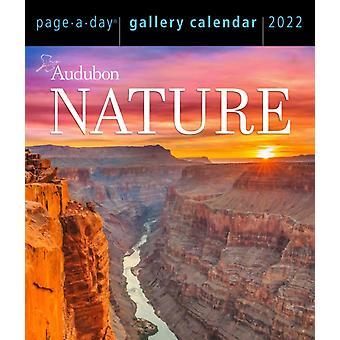 Audubon Nature PageADayr Gallery Calendar 2022 by Workman Calendars