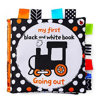 Baby Soft Cloth Books Toddler Newborn Early Learning Develop Cognize Reading Toys