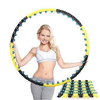 Adult Electromagnetic Weight Loss Hula Hoop