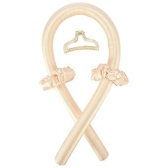 Ribbon Hair Curler Heatless Curling Rod Stirnband Wave Former