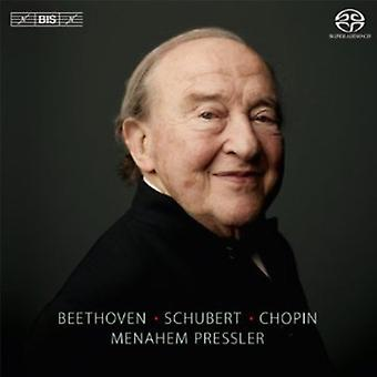 Beethoven/Schubert/Chopin - Beethoven, Schubert, Chopin [SACD] USA import