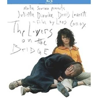 Lovers on the Bridge [Blu-ray] USA import