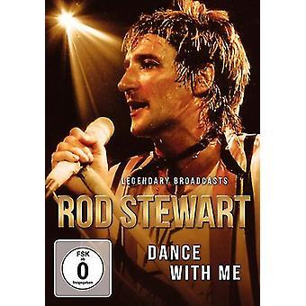 Rod Stewart - Stewart Rod-Dance with Me:Music Docum [DVD] USA import