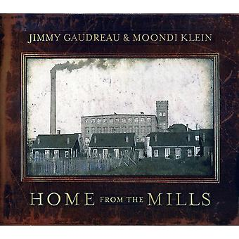 Gaudreau, Jimmy & Klein, Moondi - Home From the Mills [CD] USA import