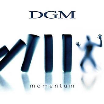 Dgm - Momentum [CD] USA import