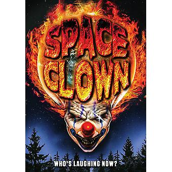 Space Clown [DVD] USA import