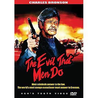 The Evil That Men Do [DVD] USA import
