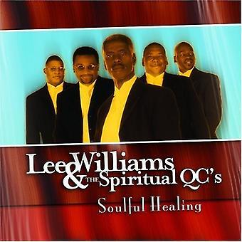 Lee Williams & Spiritual Qc's - Soulful Healing [CD] USA import
