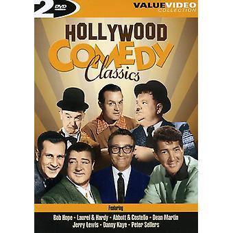 Hollywood Comedy Classics [DVD] USA import