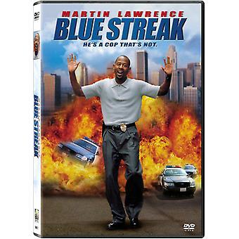 Importação de EUA Blue Streak [DVD]