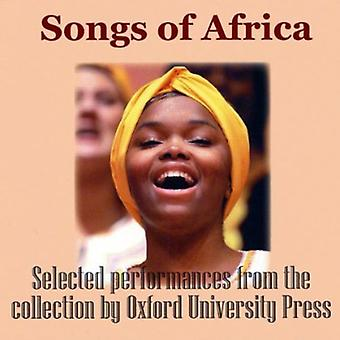 St. Louis African Chorus & Friends - Songs of Africa [CD] USA import