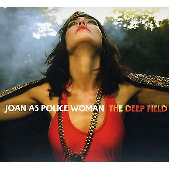 Joan as Police Woman - Deep Field [CD] USA import