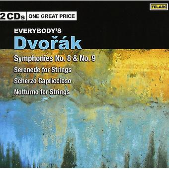 Everybody's Classics - Everybody's Dvor K [CD] USA import