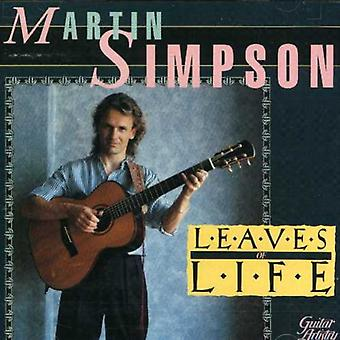 Martin Simpson - Leaves of Life [CD] USA import