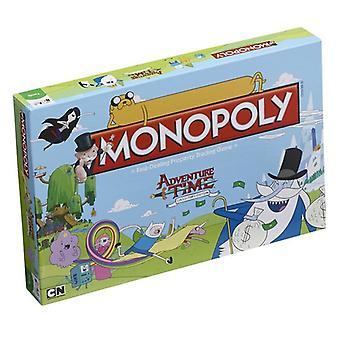 Monopol Abenteuer Zeit Edition Familie Board Game 2 bis 6 Spieler