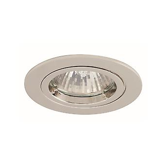 Ansell Twistlock MR16 50W IP44 gegoten Downlight 50W MR16 chroom