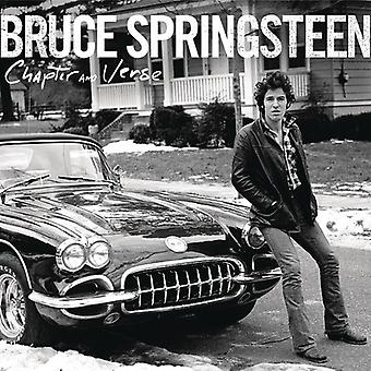 Bruce Springsteen - hoofdstuk & vers [CD] USA import