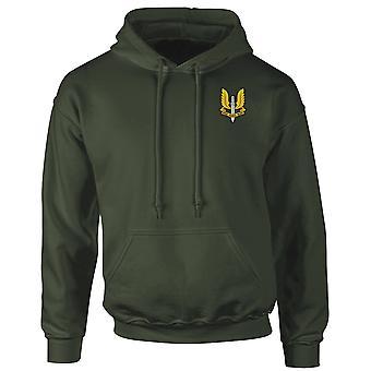Special Air Service SAS geborduurd Logo - officiële Hoodie Hooded Sweatshirt