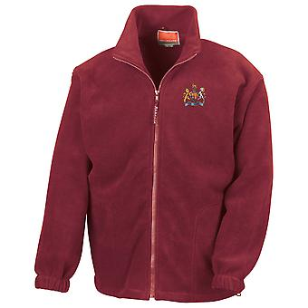 Warrant Officer Badge - Official Royal Air Force Full Zip Fleece