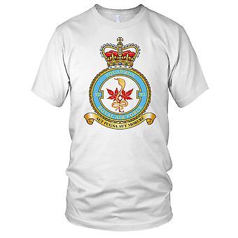RAF Royal Air Force 92 skvadron Mens T skjorte