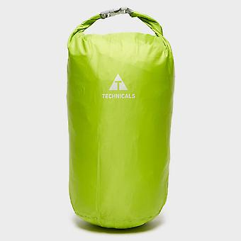 New Technicals 15 Litre Dry Bag Lime