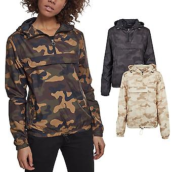 Urban classics ladies - PULL OVER windbreaker jacket