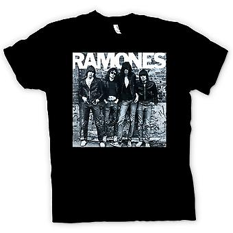 Kinder T-shirt - Ramones - Punk-Rock - Album-Cover