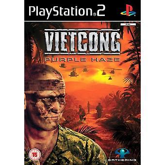 Vietcong lila Haze (PS2)-fabriken förseglad