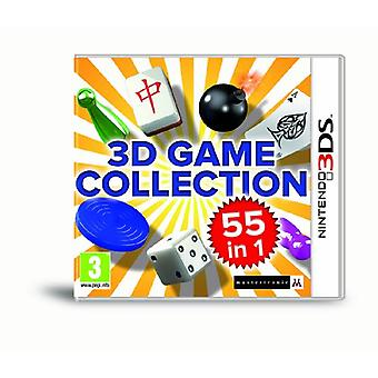 3D Game Collection 55-in-1 (Nintendo 3DS) - New
