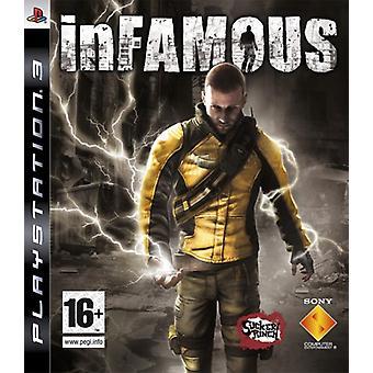 inFamous (PS3) - Neu