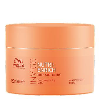 Wella Invigo Nutri-berike Deep nærende Mask 150ml