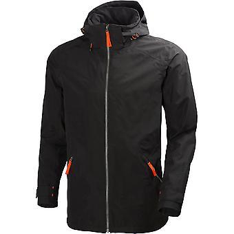 Helly Hansen Mens Liege Waterproof Windproof Hooded Workwear Jacket