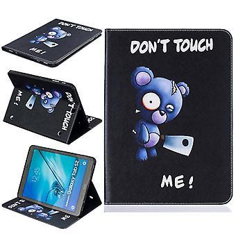 Προστατευτική υπόθεση μοτίβο 74 θήκη για Samsung Galaxy Tab S2 9,7 SM T810 T815N